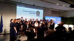 eSkills for Jobs България сред 16-те финалисти на конкурса на Европейската комисия European Digital Skills Awards