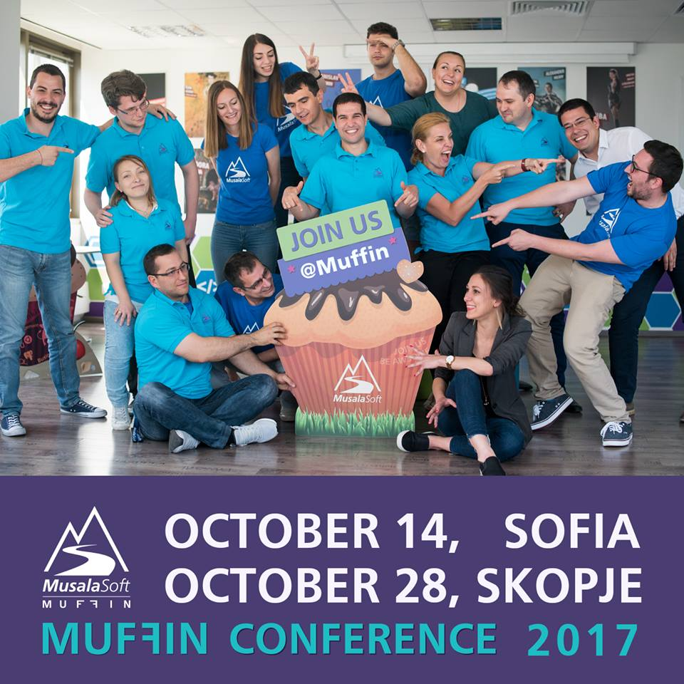 Програмата и водещият лектор на MUFFIN 2017 са ясни