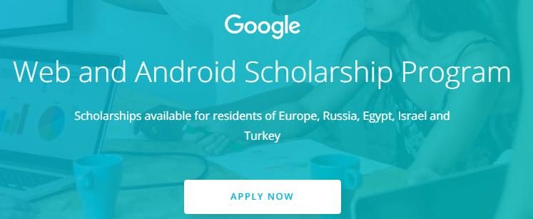 Google предоставя 60000 стипендии