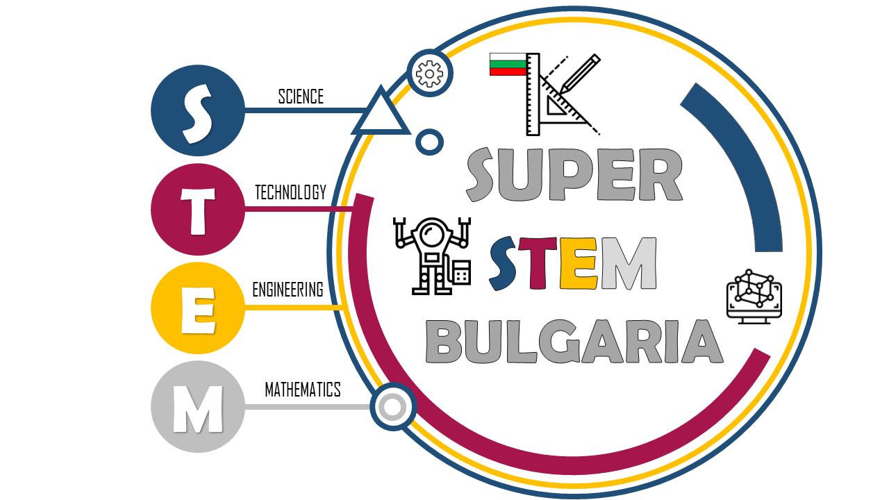 Впечатляващо участие в SUPER STEM