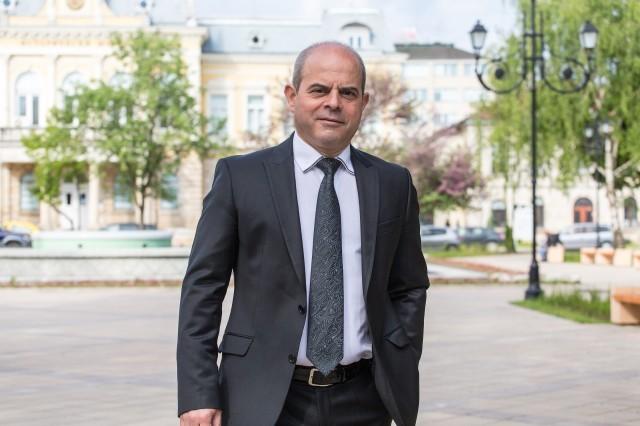 Русе - кмет Пламен Стоилов