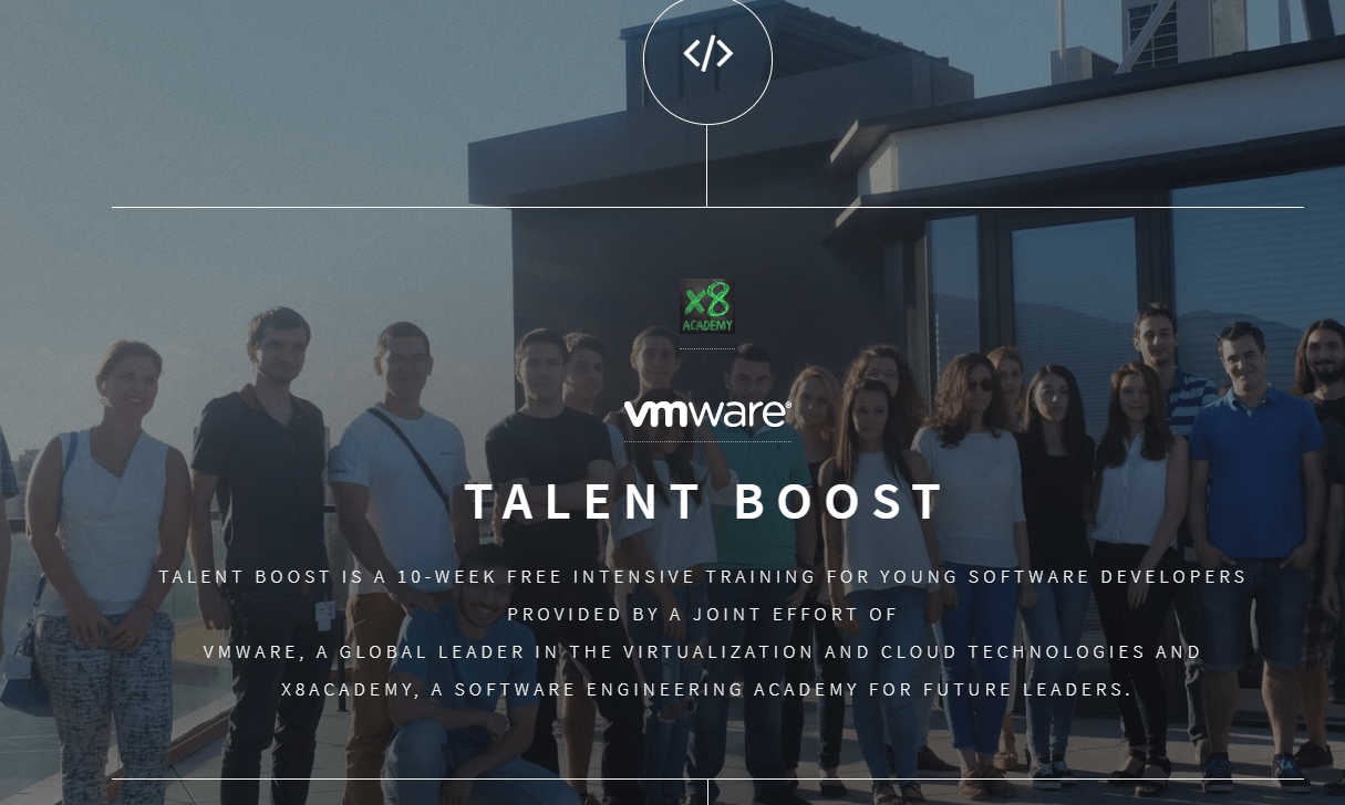 Talent Boost 2018 набира