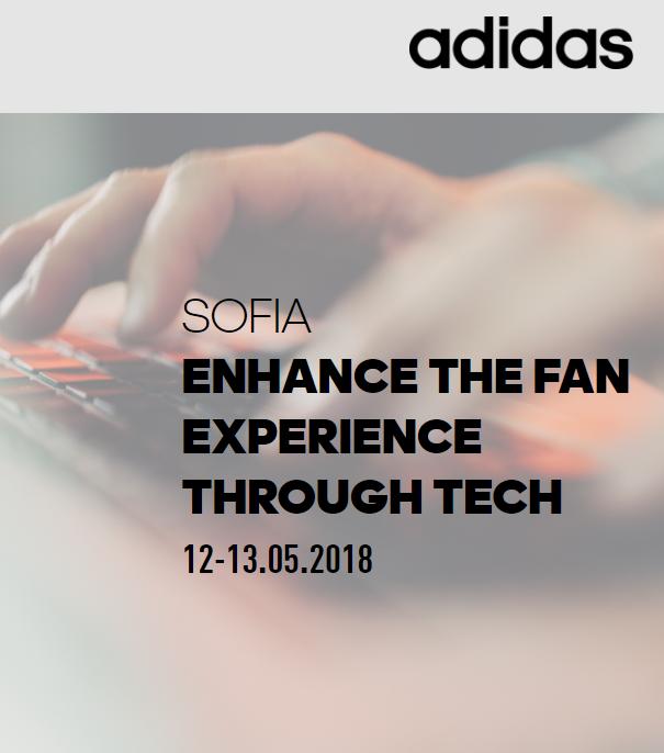 Adidas хакатон предстои в София