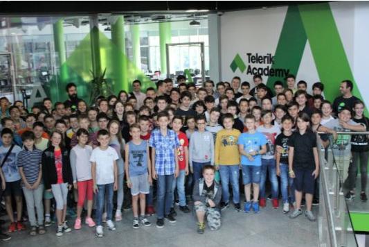 Над 100 деца участваха в състезание