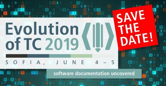 Evolution of Technical Communication е на 4 и 5 юни