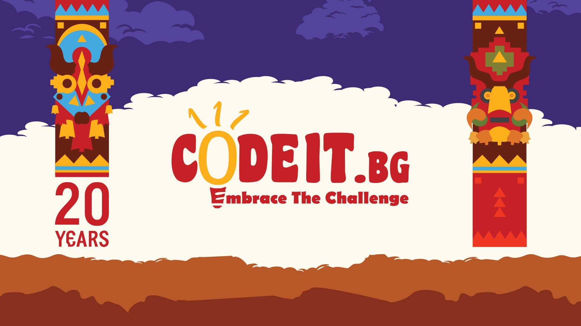 Юбилейният 20-ти сезон на CodeIT стартира утре