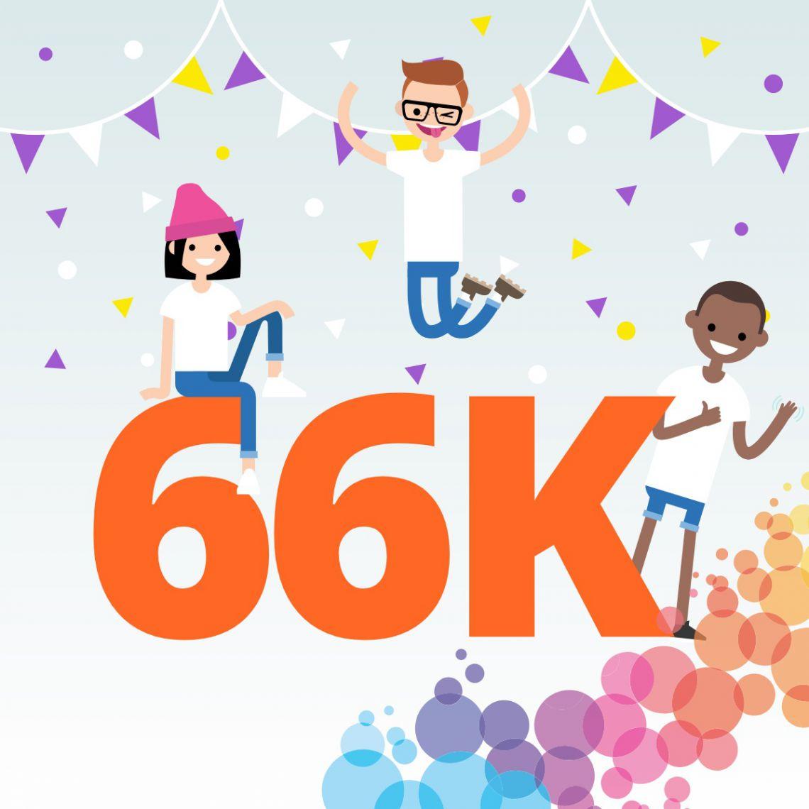 Рекорден брой събития – над 66 000, се проведоха по време на EU Code Week 2019, Европейската седмица на програмирането