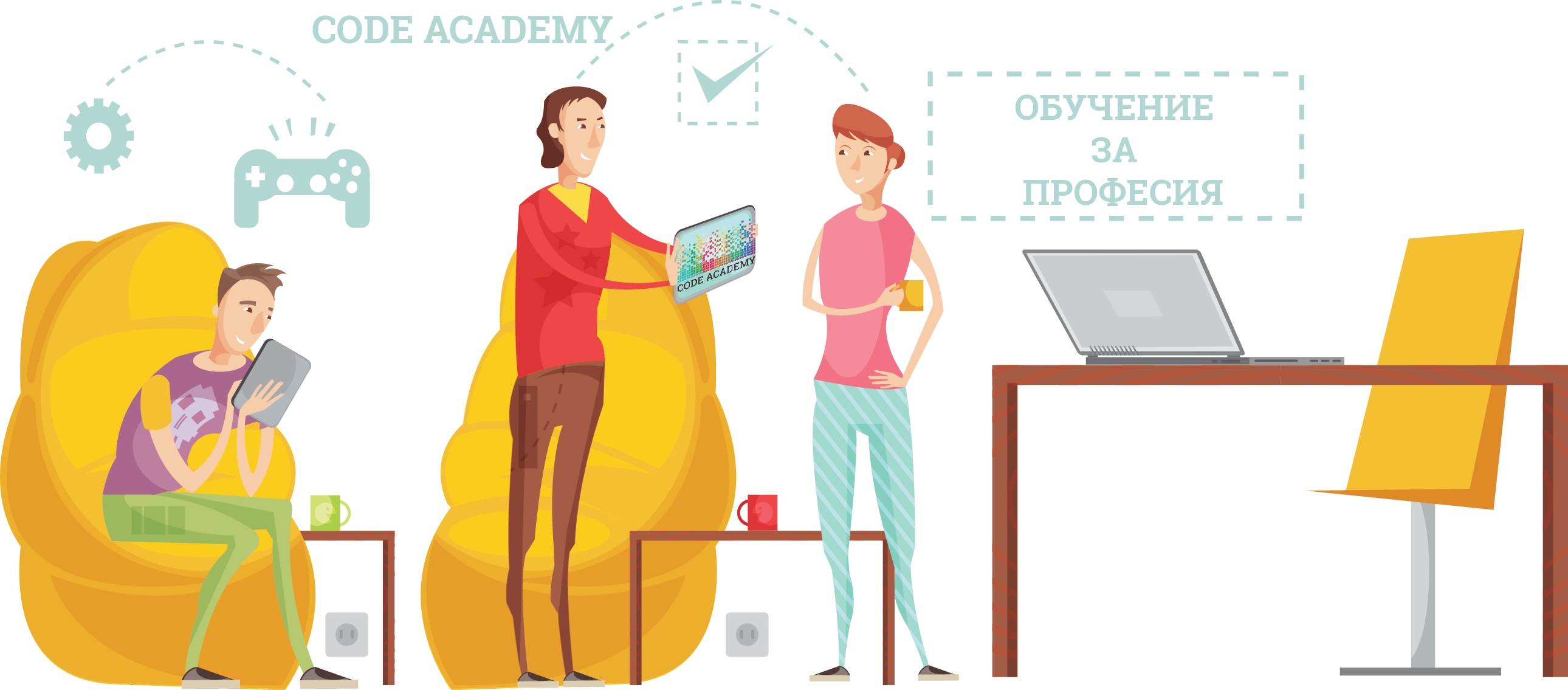 Code Academy набира кандидати за безплатно обучение